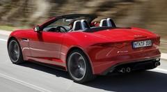 Essai Jaguar F-Type V8 S : Le gros V8 sinon rien !