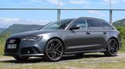 Essai Audi RS6 Avant : bestiale