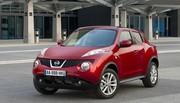 Le Nissan Juke s'équipe du 1.5 dCi Energy de 110 ch