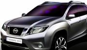 Nissan confirme le retour du Terrano sur base de Dacia Duster, mais pas pour nous