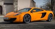 Essai McLaren MP4-12C : What else ?