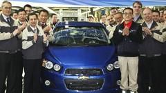 GM délocalise la production de la future Aveo hors de Corée