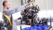 Un moteur Renault dCi pour la prochaine Mercedes Classe C