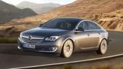 Opel Insignia : Moteurs plus écolos et multimédia tactile pour l'Insignia restylée