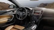 Opel Insignia : retouches et révolution moteur