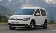 Essai Volkswagen Cross Caddy : la randonnée 3 étoiles