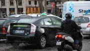 Un député veut des taxis hybrides