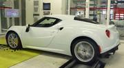 Alfa Romeo 4C : une supercar à prix d'ami
