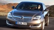 Nouvelle Opel Insignia, tactile à tout va