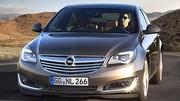 L'Opel Insignia revue et corrigée à 99 g/km de CO2
