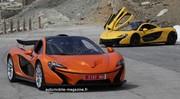 McLaren P1 : Duo hors normes
