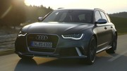 Essai Audi RS6 Avant 2013