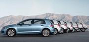 Volkswagen Golf : 30 millions d'exemplaires vendus