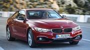 BMW Série 4 Coupé 2013 : les premières photos officielles