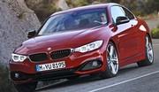 BMW lance son Coupé Série 4