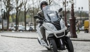 Essai Metropolis 400i : Gare au Peugeot !