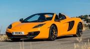 Essai McLaren MP4-12C Spider : Tueuse de coupé