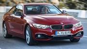 La BMW Série 4 Coupé renie son ascendance