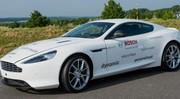 Aston Martin : une DB9 hybride construite avec Bosch
