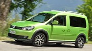 Essai Volkswagen Caddy dans tous ses états