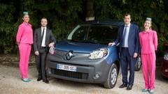 Renault Kangoo Z.E. : récompensé par le prix Auto Environnement MAAF 2013
