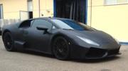"Future Lamborghini ""Cabrera"" : premières photos, concept à Francfort ?"