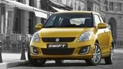 Suzuki Swift restylée : fuites de photos officielles