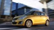 Suzuki Swift : le restylage en avance