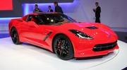 Chevrolet Corvette : les tarifs