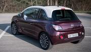 Essai Opel Adam : Glamour, un peu, beaucoup, passionnément