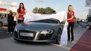 Une Audi R8 GT plus présentée aux 24h du Mans ?