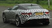 Jaguar F-Type : le coupé prêt pour Francfort
