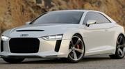 L'Audi Quattro Concept de retour à Francfort ?