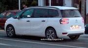 Citroën C4 Grand Picasso : L'obscurité comme seul camouflage
