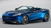 Aston Martin Vanquish Volante 2013 : enfin le cabriolet !