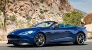 Aston Martin Vanquish Volante : La belle anglaise se découvre