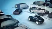 Volvo présente son système de stationnement autonome