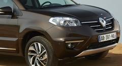 Renault garde foi en le Koleos