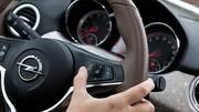 Opel Adam : intégration de Siri Eyes Free