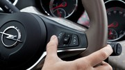 L'Opel Adam va bénéficier de la fonction SIRI Eyes Free : une première dans la catégorie