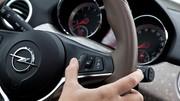 L'Opel Adam répondra dorénavant à son conducteur