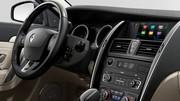 Les Renault Mégane et Latitude accueillent le système R-Link