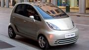 Arrivée d'une motorisation GNV sur la Tata Nano