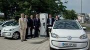 Volkswagen inaugure la première borne Combo, et la déception est immense
