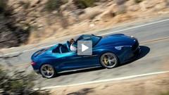 Aston Martin Vanquish Volante : Concert en plein air !