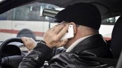 """La Sécurité routière va s'attaquer aux """"distracteurs"""" au volant"""