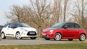 Essai Abarth 595C Turismo vs Citroën DS3 Cabrio : Décoiffage branché