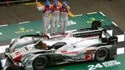 24h du Mans : 12ème titre pour Audi !