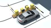 Audi automatise le paiement de parking !