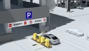 Audi aide ses clients à se garer